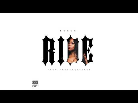 Rocky - Ride (Prod. By Rockyylikee) (Official Audio)