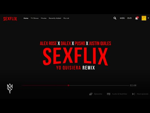 Alex Rose - Yo Quisiera (Remix) Ft. Dalex, Justin Quiles & Pusho [Audio Oficial]