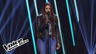 Rayleen Padayachee – 'If I Ain't Got You' | Blind Audition | The Voice SA: Season 3 | M-Net