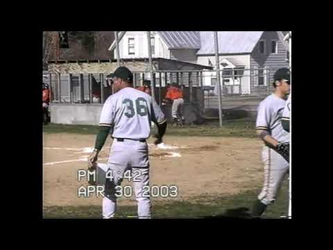 NAC - Plattsburgh Baseball  4-30-03
