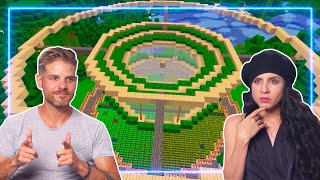 Architects REACT to CRAZY Builds in Minecraft | Experts React