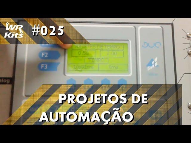SISTEMA DE IRRIGAÇÃO PROGRAMÁVEL COM CLP ALTUS DUO | Projetos de Automação #025