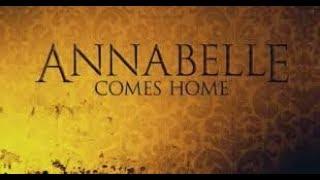 예고편 대사해설 Annabelle Comes Home trailer 집에 온 애너벨