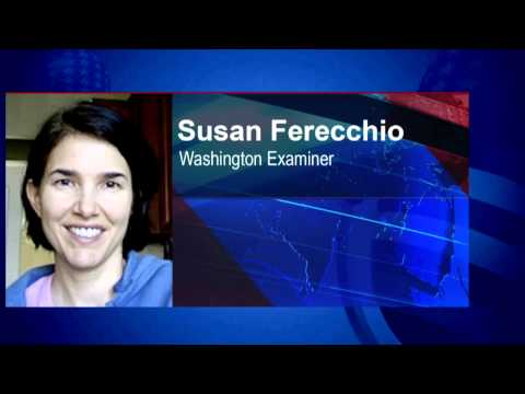 "Susan Ferrechio on The ""Really Big Th"