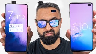 OnePlus 7 Pro vs Samsung Galaxy S10 Plus