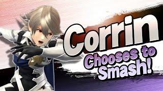 Super Smash Bros. – Corrin Chooses to Smash!