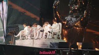 190511 (Dionysus+Not Today) BTS 'Speak Yourself Tour' Soldier Field Chicago Day 1