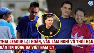 VN Sports 5/1 | Hậu vệ Tiến Dũng Viettel sẽ gia nhập Bình Định, Vợ Kiatisuk: 'Về HAGL là về nhà'