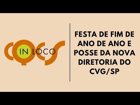 Imagem post: Festa de fim de ano e posse da nova diretoria do CVG/SP