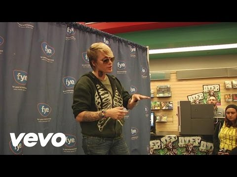 FYE Signing - April 2011 by Otep