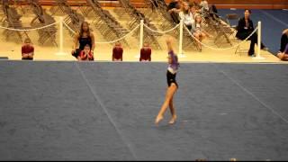 Kaitlyn Newman - Floor Routine