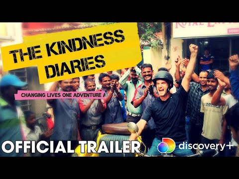 Trending Netflix Show, The Kindness Diaries, Proves that Kindness is Making a Comeback!