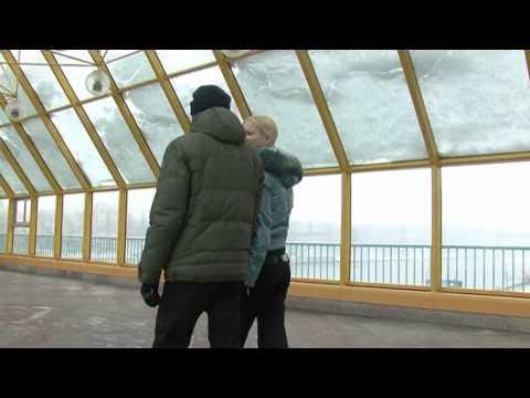 Зимний этюд на песню Princessa Avenue - История любви.mpg