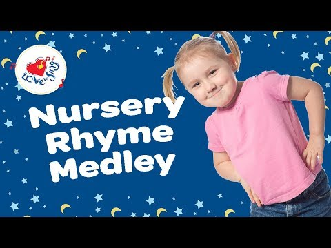 Nursery Rhymes For Kids Playlist With Actions | Children Love to Sing
