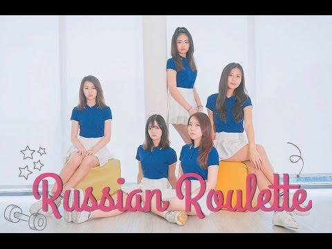 Red Velvet 레드벨벳 러시안 룰렛 (Russian Roulette) Short Dance Cover - New Spectrum