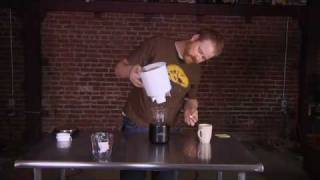 How To Cold Brew Coffee with the Toddy