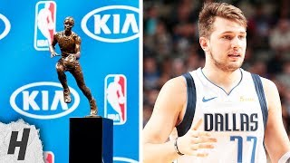 Luka Doncic WANTS THAT MVP Trophy! Full Highlights vs Suns 2019.01.09 - 30 Points, 6 Reb