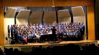 DE Children's Honor Choir 2013 - Kusimama (Stand Tall)