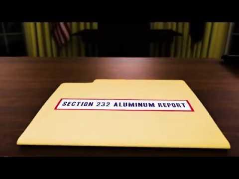 Aluminum Now: President Trump, Make U.S. Aluminum a Priority
