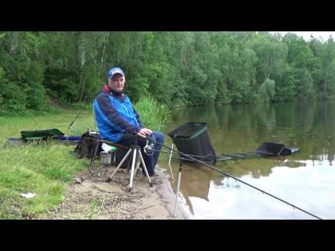 Зимняя ловля судака на водохранилище, Успешная рыбалка
