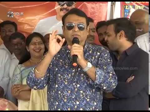 Actor Naresh Birthday Celebrations