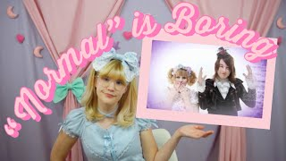 SNOG MARRY AVOID tells this SWEET LOLITA her style is WRONG