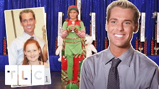 Dad Is Much More Invested in Christmas Beauty Pageant Than His Daughter! | Toddlers & Tiaras