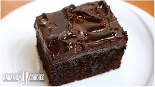 ULTIMATE Gooey Chocolate Cake Recipe! Amazing Chocolate Cake!