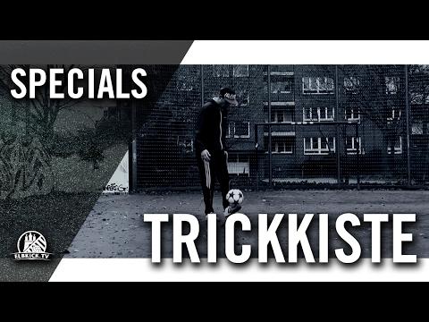 Trickkiste mit Kevin Kück (Fußball-Freestyler) - Volume 3 | SPREEKICK.TV