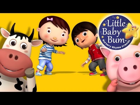 If You're Happy and You Know It | Part 2 | Little Baby Bum | Nursery Rhymes for Babies
