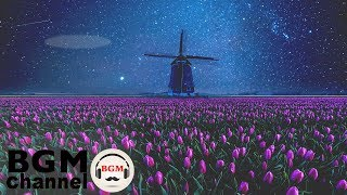 Spring Night Piano Music - Chill Out Piano Music For Sleep, Work, Study
