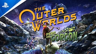 The outer worlds: peril on gorgon :  bande-annonce