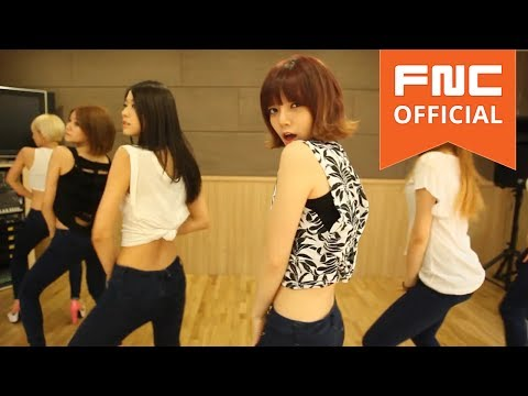 AOA - 단발머리(Short Hair) 안무영상(Dance Practice) Eye Contact ver.
