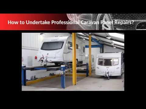 How to Undertake Professional Caravan Panel Repairs?