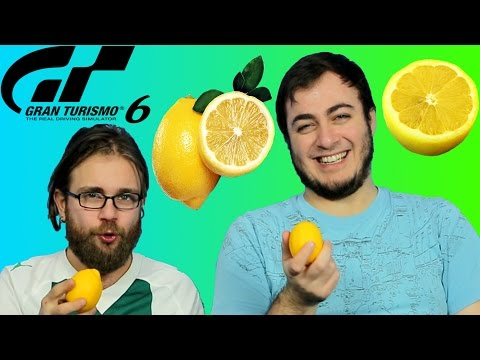 Limon Yeme Cezalı Yarış - Gran Turismo 6