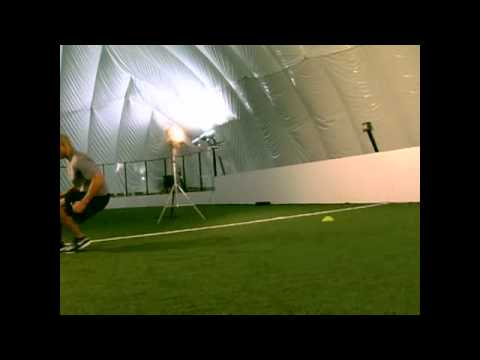 BLACKLINE ATHLETIC | Nike-SPARQ Drill: X-Drill