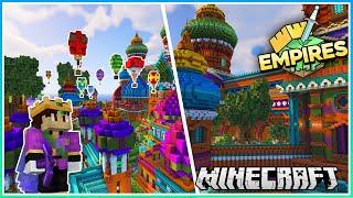 The Balloons of Mezalea! | Empires SMP | Ep.19 (1.17 Survival)