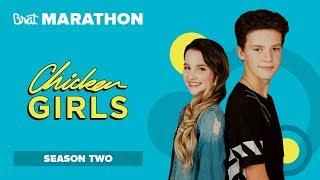 CHICKEN GIRLS | Season 2 | Marathon