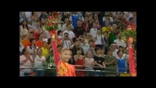 Olympic Uneven Bars Champions Gymnastics Montage: 1988 -2008
