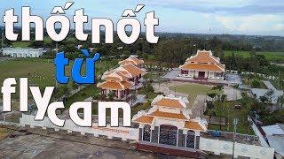 Cảnh đẹp quê hương Việt Nam | Flycam quận Thốt Nốt - Cần Thơ | Beautiful scenery of Vietnam homeland
