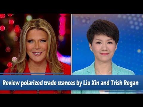 Live: Review of Liu Xin's discussion with Trish Regan 邹悦带你细观中美主播辩论