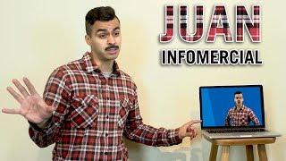 JUAN INFOMERCIAL | David Lopez