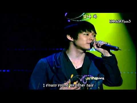 JYJ - Found You LIVE [eng sub + kara]
