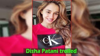 Disha Patani ditches her bold outfits, gets trolled for we..