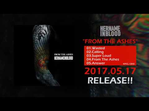 HER NAME IN BLOOD new EP 'FROM THE ASHES' teaser