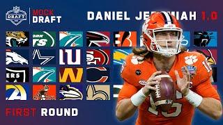 Full 1st Round 2021 Mock Draft!