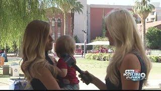 Ashley Brewer interviews Sam and Scout Ponder