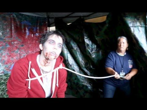 The Walking Dead Escape Entire Course Hd Pov Zombie