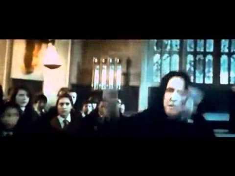 Professor Snape vs Professor Mcgonagall Mcgonagall vs Snape Wmv