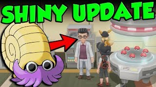 NEW POKEMON LET'S GO SHINY DISCOVERY! Shiny Gift Pokemon Guide